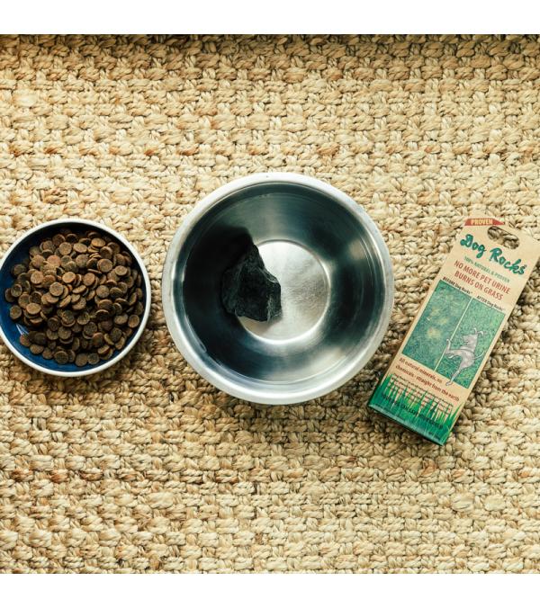 Dog Rock´s Piedras para Evitar Manchas de Orina en el Pasto