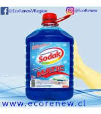 Detergente SODAK MATIC