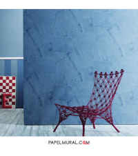 Papel Mural Textura Jeans | Alice Jeans