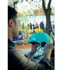 Casco urbano blue Triphelmets®