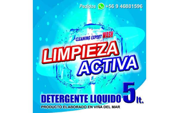Detergente liquido concentrado