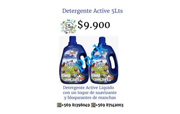 Pack 2 Detergentes