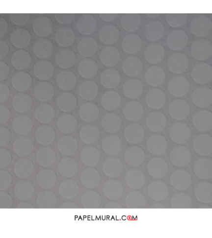 Papel Mural Textura Circulos | Memory