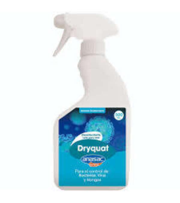 Dryquat 500cc LPU Anasac Amoniocuaternario