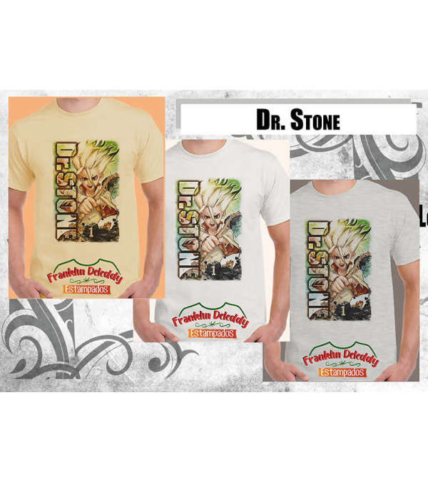 polera animeDR stone
