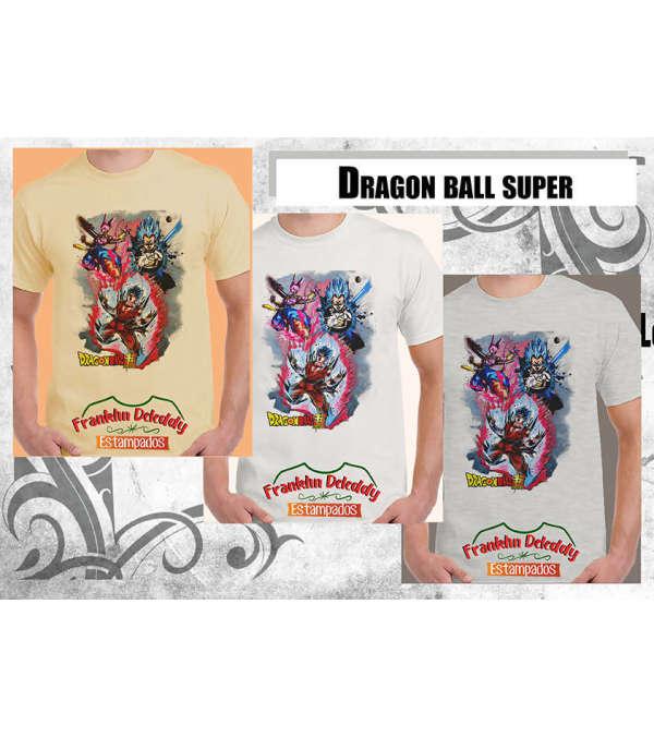 polera anime dragon ball