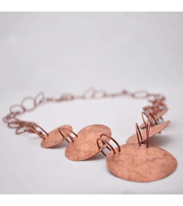 collar cobre
