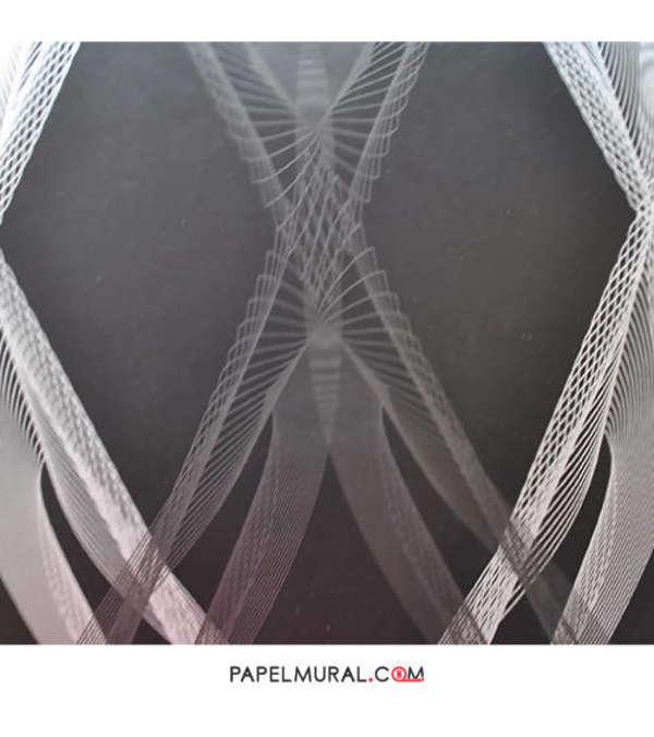 Papel Mural Textura Geométrica | Eos