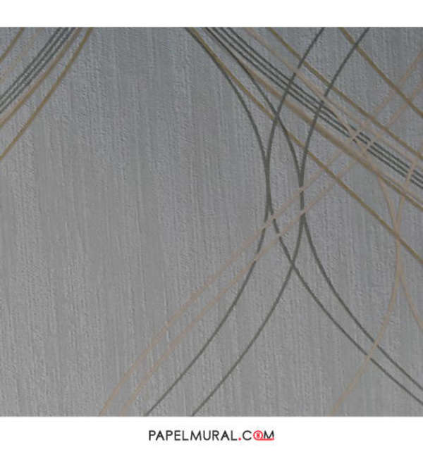Papel Mural Diseño Lineas 3 | Texturi Trends