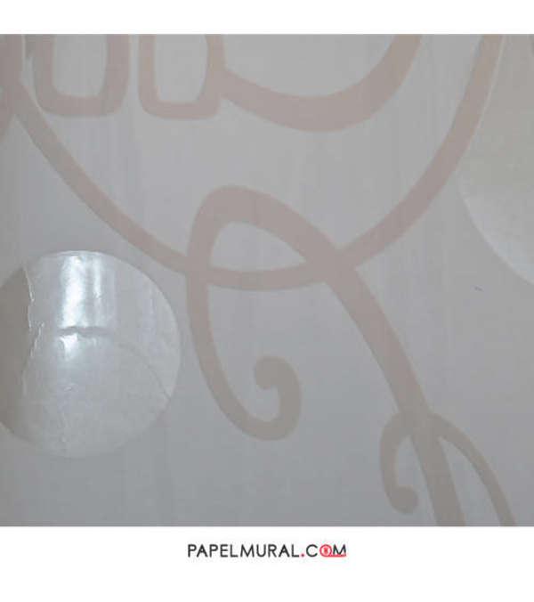 Papel Mural Diseño Beige | Saphyr