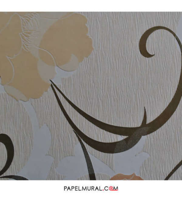Papel Mural Diseño Floral | Suprofil Vlies