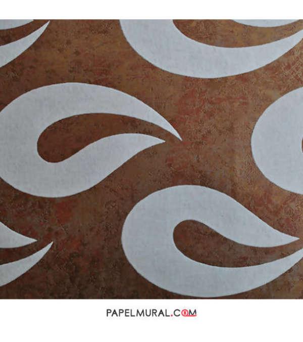 Papel Mural Café Hojas | La Veneziana