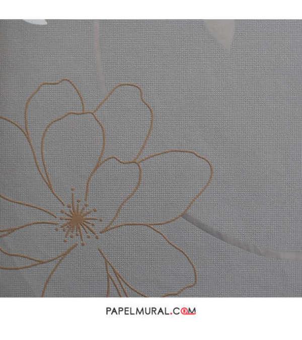 Papel Mural Flor | Suprofil Vlies