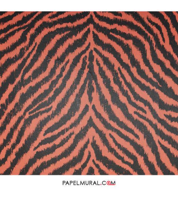 Papel Mural Textura Piel de Tigre | SWEET 16