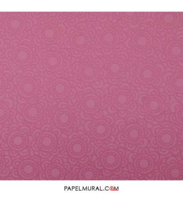Papel Mural Textura Rosa | BOYS & GIRLS