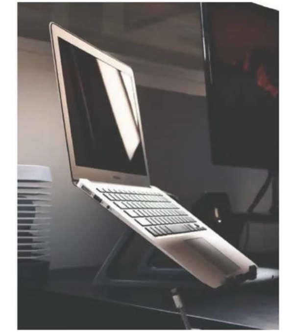 Soporte para macbook, notebook