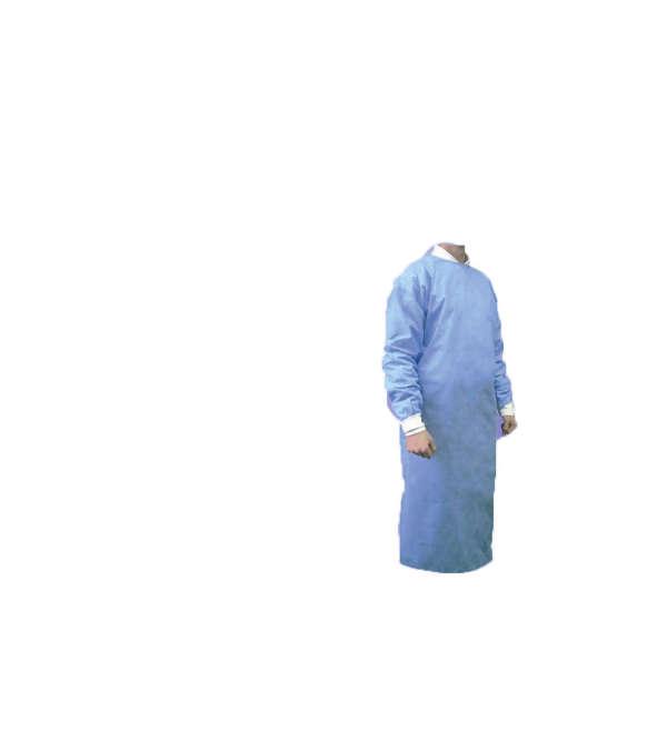 Bata Quirurgica Esteril talla L marca Madegom