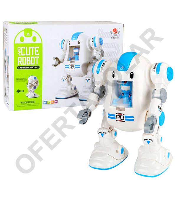 Robot Armable con Operador, modelo Manned Mecha Cute Sunlight 2043