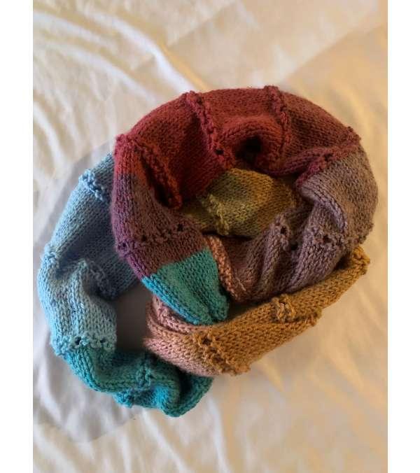 bufanda lana merino (a239)