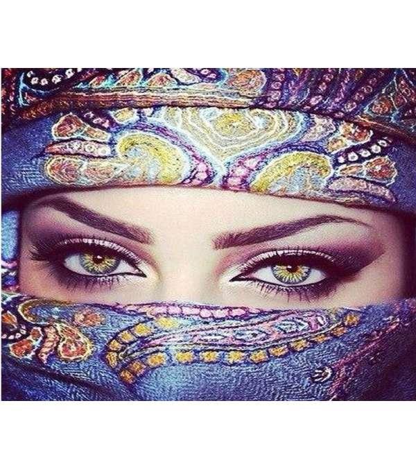 Mujer del Medio Oriente
