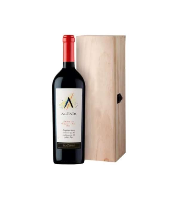 ALTAIR RED BLEND 6 Botellas