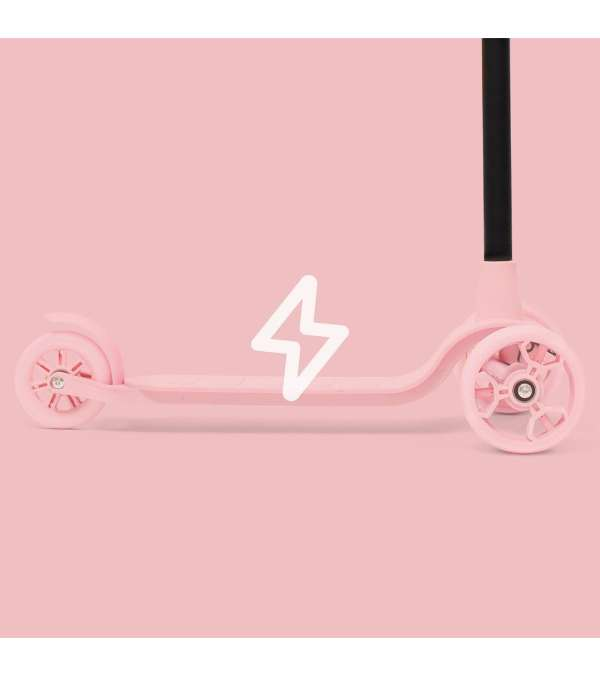 Scooter rosa Roda®