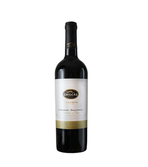 Viña Chilcas, Reserva Cabernet Sauvignon 12 Botellas