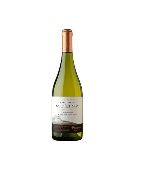 Castillo De Molina Chardonnay 12 Botellas