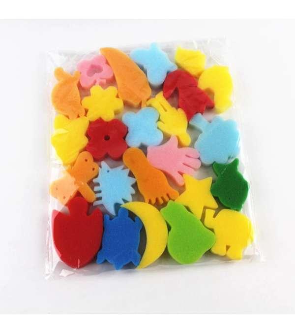 Set de Esponjas 24 piezas