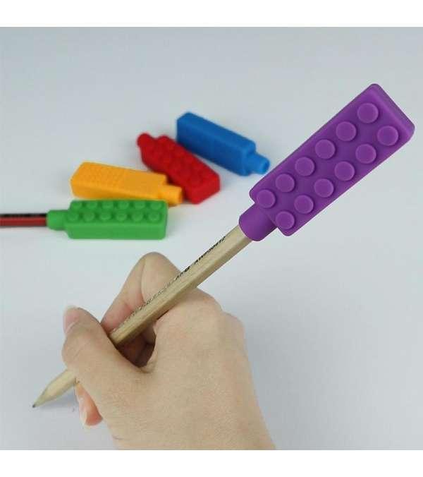 Mordedor Lego Lapiz