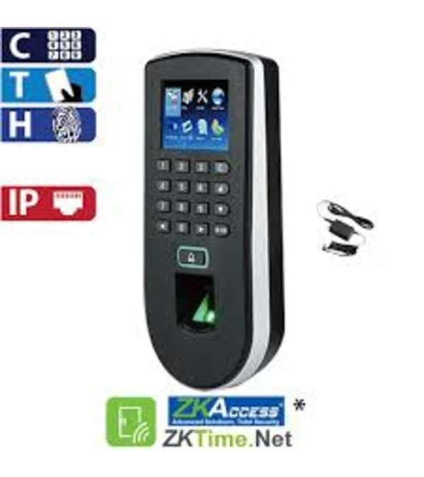 Dispositivo Control de Acceso Biométrico ZKTeco F19