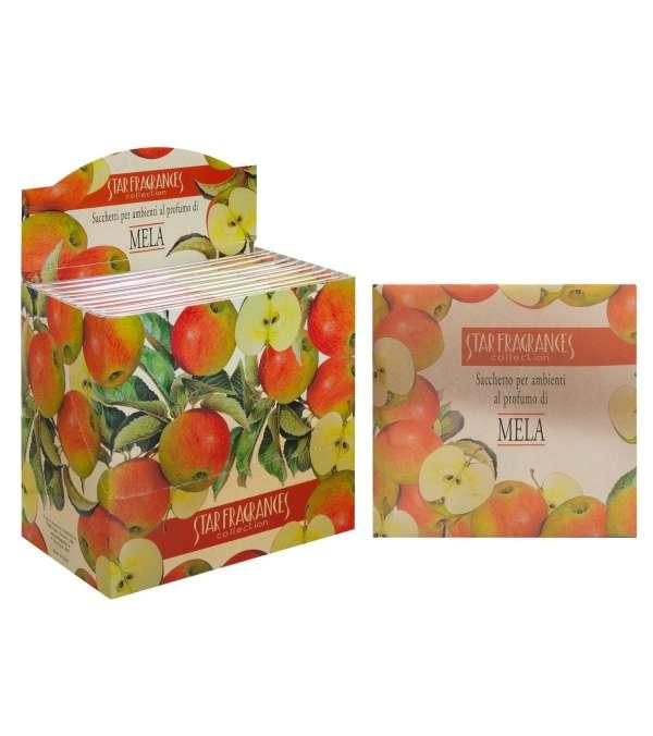 Caja De 12 Sobres Sachet Con Aroma Manzana