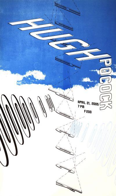CalArts poster: Hugh Pocock by