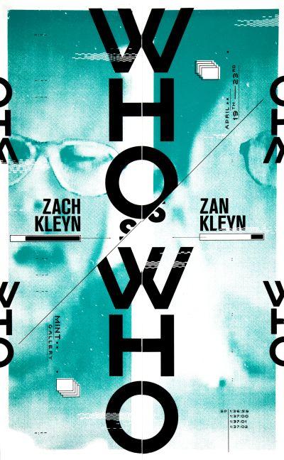 CalArts poster: Zach Klein & Zan Kleyn (1/2) by Jesse Lee Stout