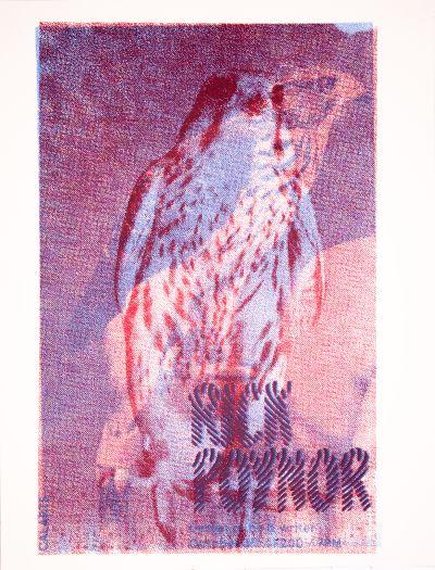 CalArts poster: Rick Poynor by Izaak Berenson