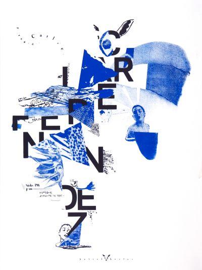 CalArts poster: Carlee Fernandez by