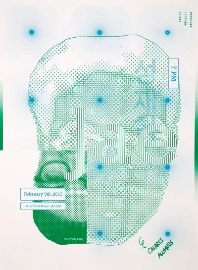 CalArts poster: Jae Hyouk Sung by Dasol Jung Iris Chung