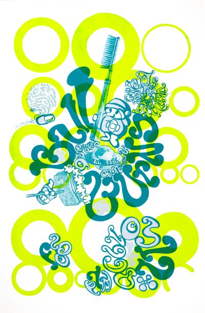 CalArts poster: Bill Burns by HweeMin Loi