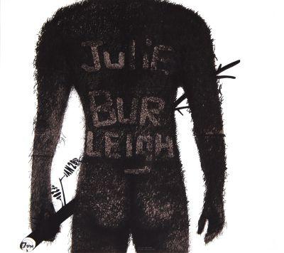 CalArts poster: Julie Burleigh by Max Erdenberger Megan McGinley