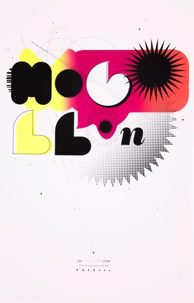 CalArts poster: Mogollon by Nikelle Orellana
