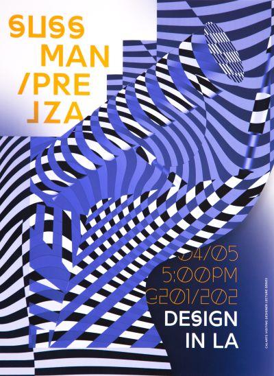 CalArts poster: Sussman / Prejza by Lisa Armstrong