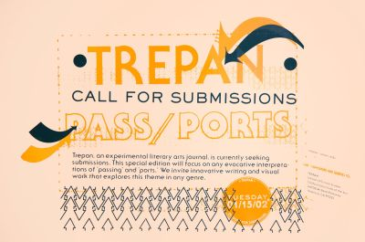 CalArts poster: Trepan: Call For Submissions by