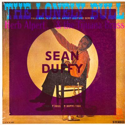 CalArts poster: Sean Duffy (3/9) by Tim Belonax