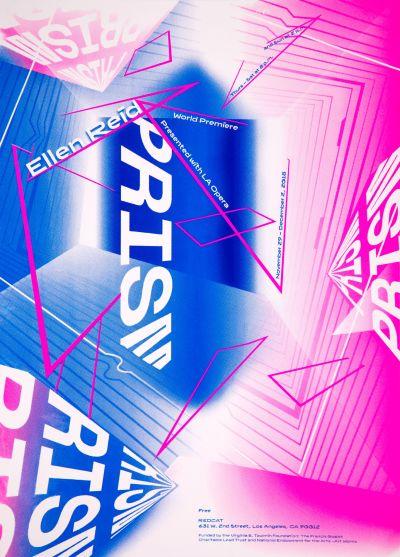 CalArts poster: REDCAT: Ellen Reid by Alex Cerutti Avery Jagre