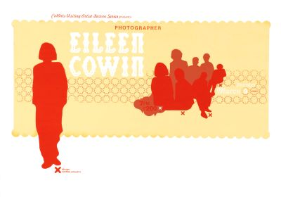 CalArts poster: Eileen Cowin by Cynthia Jacquette
