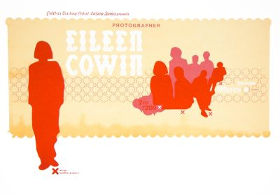 CalArts poster: Eileen Cowin by