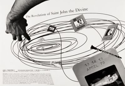CalArts poster: The Revelation of Saint John the Divine by