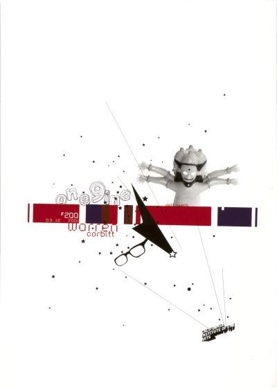 CalArts poster: One9ine: Warren Corbitt by Suthada Wadkhien