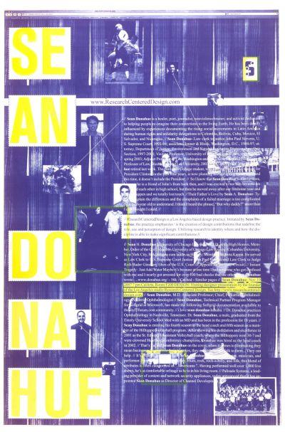CalArts poster: Sean Donahue by N. Silas Munro Nikelle Orellana