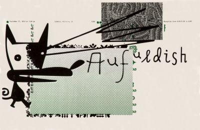 CalArts poster: Bob Aufuldish by